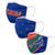 Florida Gators NCAA 3 Pack Face Cover