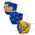 Pittsburgh Panthers NCAA 3 Pack Face Cover