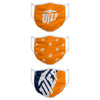 UTEP Miners NCAA 3 Pack Face Cover