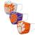 Clemson Tigers NCAA Super Fan 3 Pack Face Cover