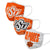 Oklahoma State Cowboys NCAA Super Fan 3 Pack Face Cover