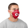 Kansas City Chiefs NFL Big Logo Cone Face Cover (PREORDER - SHIPS LATE OCTOBER)
