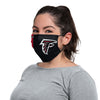 Atlanta Falcons NFL On-Field Sideline Logo Face Cover