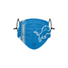 Detroit Lions NFL On-Field Sideline Logo Face Cover