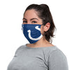 Indianapolis Colts NFL On-Field Sideline Logo Face Cover