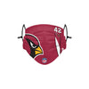 Arizona Cardinals NFL Devon Kennard On-Field Sideline Logo Face Cover