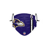 Baltimore Ravens NFL Marquise Brown On-Field Sideline Logo Face Cover