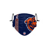 Chicago Bears NFL Allen Robinson On-Field Sideline Logo Face Cover