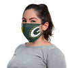 Green Bay Packers NFL Aaron Rodgers On-Field Sideline Logo Face Cover