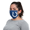 Indianapolis Colts NFL Philip Rivers On-Field Sideline Logo Face Cover