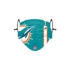 Miami Dolphins NFL Tua Tagovailoa On-Field Sideline Logo Face Cover