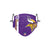 Minnesota Vikings NFL Alexander Mattison On-Field Sideline Logo Face Cover