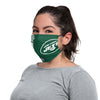 New York Jets NFL Le'Veon Bell On-Field Sideline Logo Face Cover