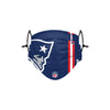 New England Patriots NFL Cam Newton On-Field Sideline Logo Face Cover