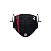Atlanta Falcons NFL Matt Ryan On-Field Sideline Face Cover
