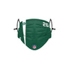New York Jets NFL Le'Veon Bell On-Field Sideline Face Cover