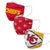 Kansas City Chiefs NFL 3 Pack Face Cover