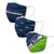 Seattle Seahawks NFL 3 Pack Face Cover