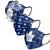 Toronto Maple Leafs NHL Womens Matchday 3 Pack Face Cover(PREORDER - SHIPS EARLY APRIL)