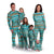 Miami Dolphins NFL Family Holiday Pajamas