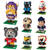NFL 3D Brxlz Mascot Puzzle Building Blocks Set - Pick Your Team!