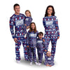 New York Giants NFL Family Holiday Pajamas