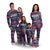 New England Patriots NFL Family Holiday Pajamas