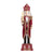 Alabama Crimson Tide NCAA Countdown Nutcracker