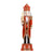 Cleveland Browns NFL Countdown Nutcracker