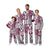 Texas A&M Aggies NCAA Busy Block Family Holiday Pajamas