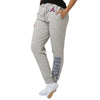 Atlanta Braves MLB Womens Gray Woven Joggers (PREORDER - SHIPS LATE MARCH)