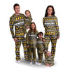 Pittsburgh Penguins NHL Family Holiday Pajamas
