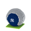New York Yankees MLB 3D BRXLZ Baseball Puzzle