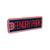 Boston Red Sox MLB BRXLZ Stadium Street Sign (PREORDER - SHIPS LATE MARCH)