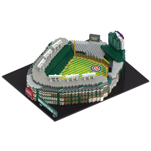 7a317581883 Green Bay Packers NFL Lambeau Field 3D BRXLZ Puzzle Stadium Blocks Set    79.99. Chicago Cubs Wrigley Field MLB 3D BRXLZ Stadium Blocks Set