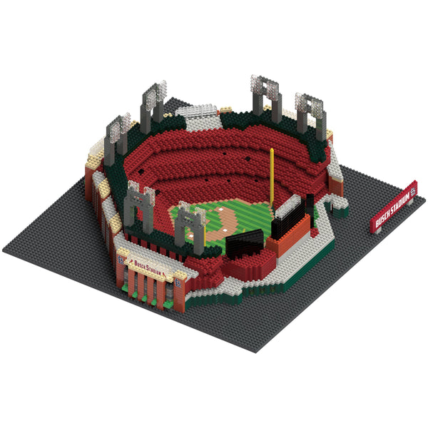 1af799b9723 St Louis Cardinals Busch Stadium MLB BRXLZ Stadium Blocks Set