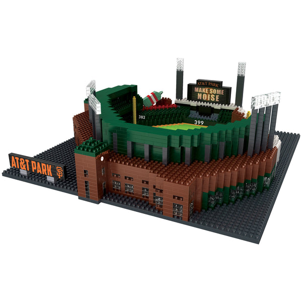 f8f4b64db31 San Francisco Giants AT T Park MLB 3D BRXLZ Stadium Blocks Set (PREORDER -  SHIPS IN