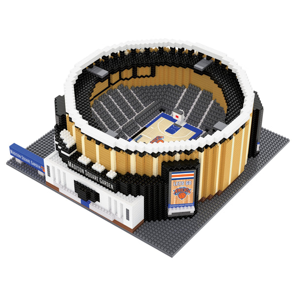a54612e57ef New York Knicks NBA 3D BRXLZ Stadium - Madison Square Garden