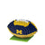 Michigan Wolverines NCAA 3D BRXLZ Football Puzzle