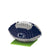 Penn State Nittany Lions 3D BRXLZ Football Puzzle