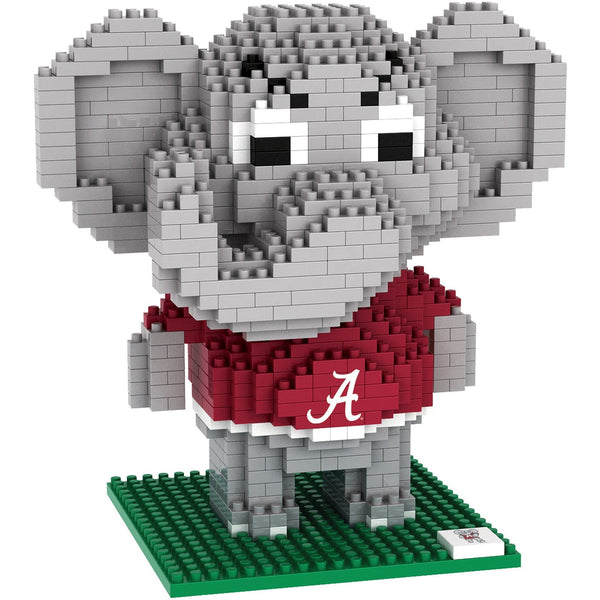 17c9f19b714 ... Bryant-Denny Stadium   79.99. Alabama Crimson Tide NCAA 3D Brxlz Mascot  Puzzle Building Blocks Set