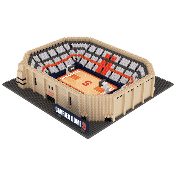 da5df221a95 Syracuse Orange NCAA 3D BRXLZ Basketball Arena - Carrier Dome