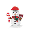 South Carolina Gamecocks NCAA BRXLZ Snowman