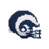 Los Angeles Rams NFL 3D BRXLZ Puzzle Helmet Set