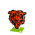 Chicago Bears NFL BRXLZ Logo