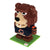 Chicago Bears NFL 3D BRXLZ Mascot Puzzle  Set