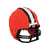 Cleveland Browns NFL 3D BRXLZ Puzzle Replica Mini Helmet Set