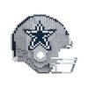 Dallas Cowboys NFL 3D BRXLZ Puzzle Replica Mini Helmet Set