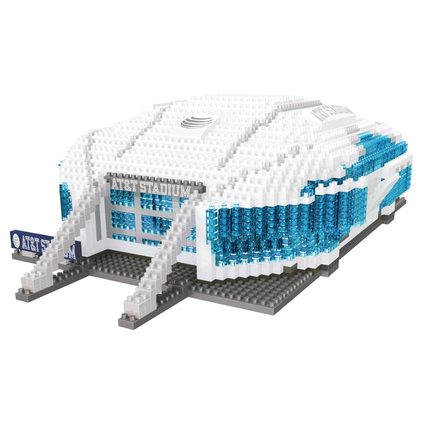 e1285941ee4 Dallas Cowboys NFL AT T Stadium 3D BRXLZ Puzzle Stadium Blocks Set