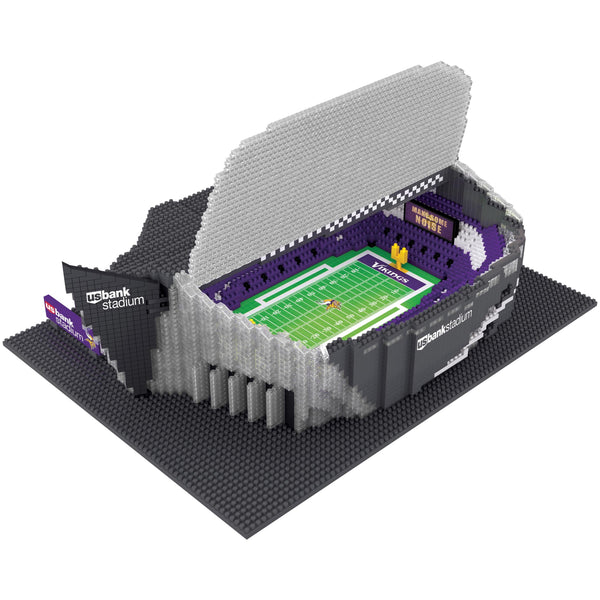 b861cacb89b Green Bay Packers NFL Lambeau Field 3D BRXLZ Puzzle Stadium Blocks Set    79.99. Minnesota Vikings NFL 3D BRXLZ Stadium - U.S. Bank Stadium (PREORDER  - SHIPS ...